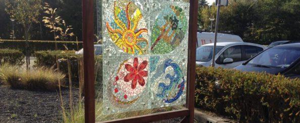 Framewerk glaskunst parkhuijs almere oktober 2013 gesponsord foto 2
