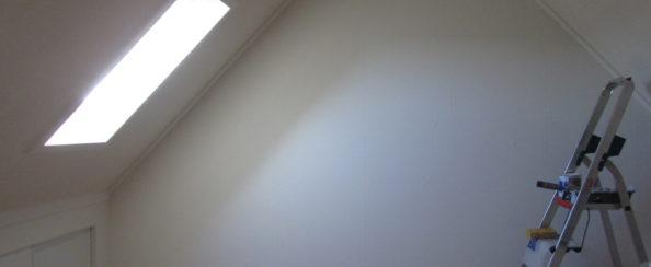 Schilderwerk zolder november 2012 foto 4