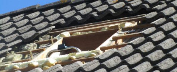 Velux dakraam vervangen oktober 2011 foto 2