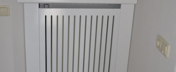 Radiator ombouw september 2016 foto 1