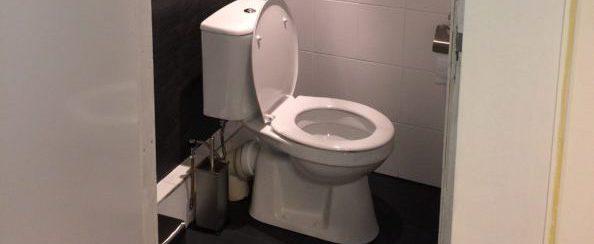 Toilet vervangen en betegeld 3 foto 2