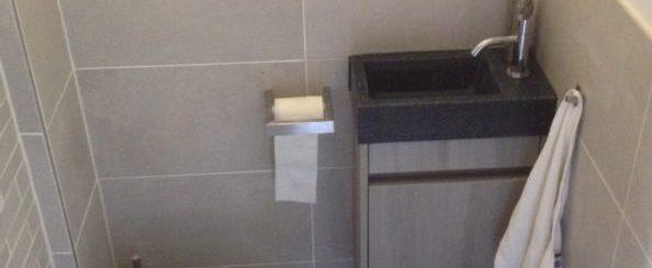 Toilet vervangen en betegeld 2 foto 4