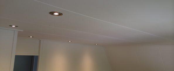 Verlichting spotjes in plafond augustus 2014 foto 1